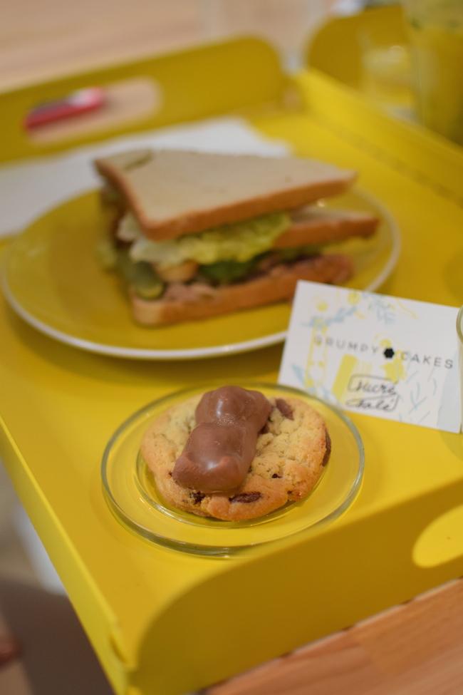 Le Grumpycakes | LovaLinda | Blog Lifestyle Marseille Menu Tanissa