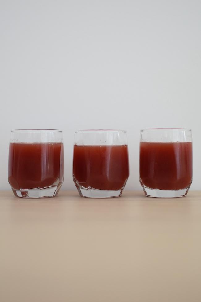 Le cocktail minceur de cerises au thé vert | LovaLinda x Boisson Detox Cuisine x Blog Marseille