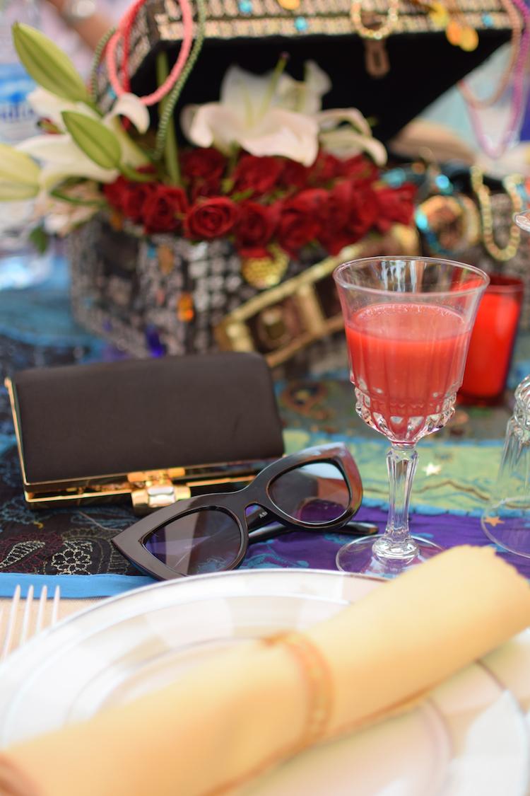 Le soleil au mariage | Le halal de Sanaa et Karim à Casablanca x Blog Photo Mode Lifestyle x Orient Maghreb Bollywood 10