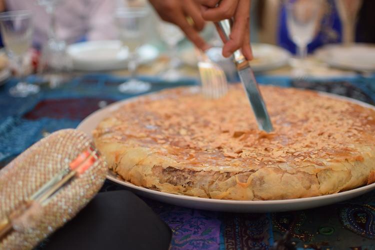 Le soleil au mariage | Le halal de Sanaa et Karim à Casablanca x Blog Photo Mode Lifestyle x Orient Maghreb Bollywood 12