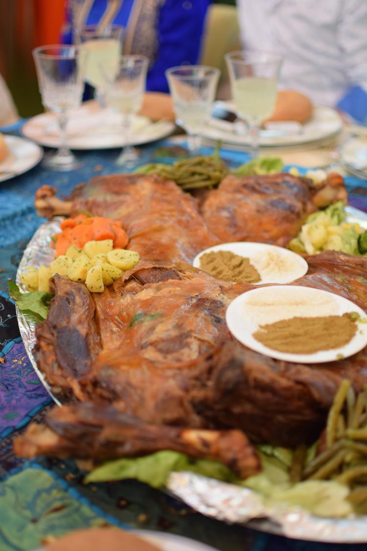 Le soleil au mariage | Le halal de Sanaa et Karim à Casablanca x Blog Photo Mode Lifestyle x Orient Maghreb Bollywood 14