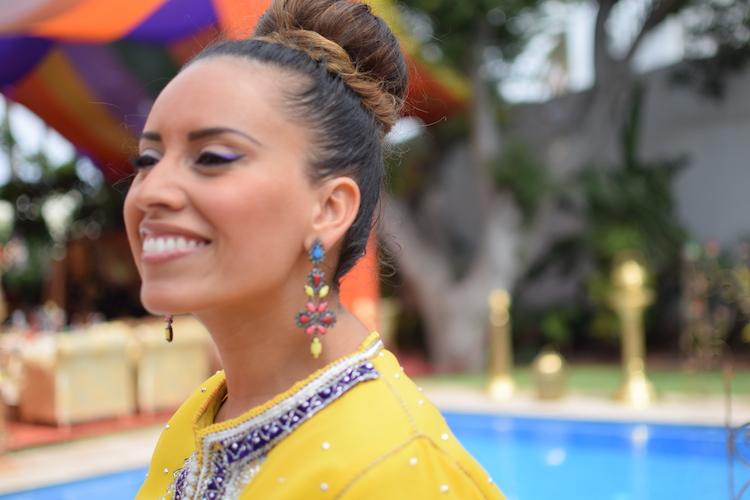 Le soleil au mariage | Le halal de Sanaa et Karim à Casablanca x Blog Photo Mode Lifestyle x Orient Maghreb Bollywood 18