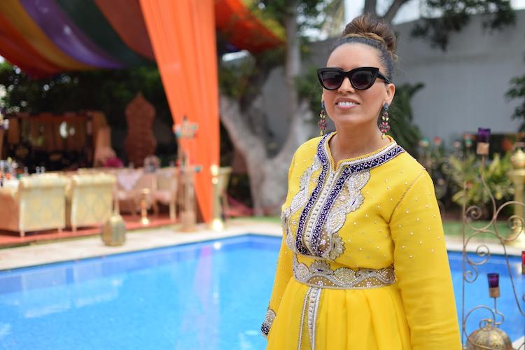 Le soleil au mariage | Le halal de Sanaa et Karim à Casablanca x Blog Photo Mode Lifestyle x Orient Maghreb Bollywood 19