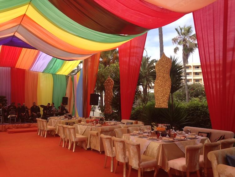 Le soleil au mariage | Le halal de Sanaa et Karim à Casablanca x Blog Photo Mode Lifestyle x Orient Maghreb Bollywood 2