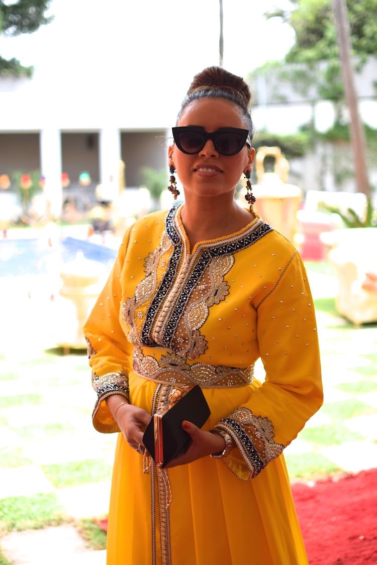 Le soleil au mariage | Le halal de Sanaa et Karim à Casablanca x Blog Photo Mode Lifestyle x Orient Maghreb Bollywood 21