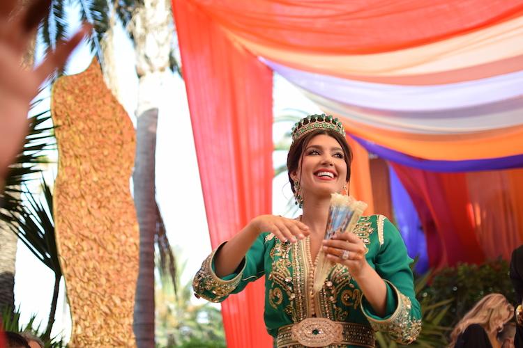 Le soleil au mariage | Le halal de Sanaa et Karim à Casablanca x Blog Photo Mode Lifestyle x Orient Maghreb Bollywood 22