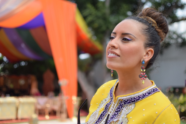 Le soleil au mariage | Le halal de Sanaa et Karim à Casablanca x Blog Photo Mode Lifestyle x Orient Maghreb Bollywood 3