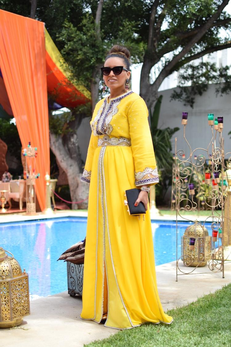Le soleil au mariage | Le halal de Sanaa et Karim à Casablanca x Blog Photo Mode Lifestyle x Orient Maghreb Bollywood 5