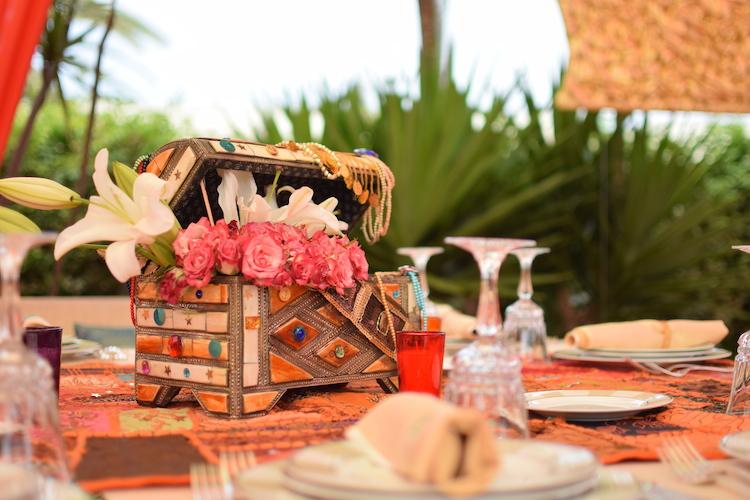 Le soleil au mariage | Le halal de Sanaa et Karim à Casablanca x Blog Photo Mode Lifestyle x Orient Maghreb Bollywood 8