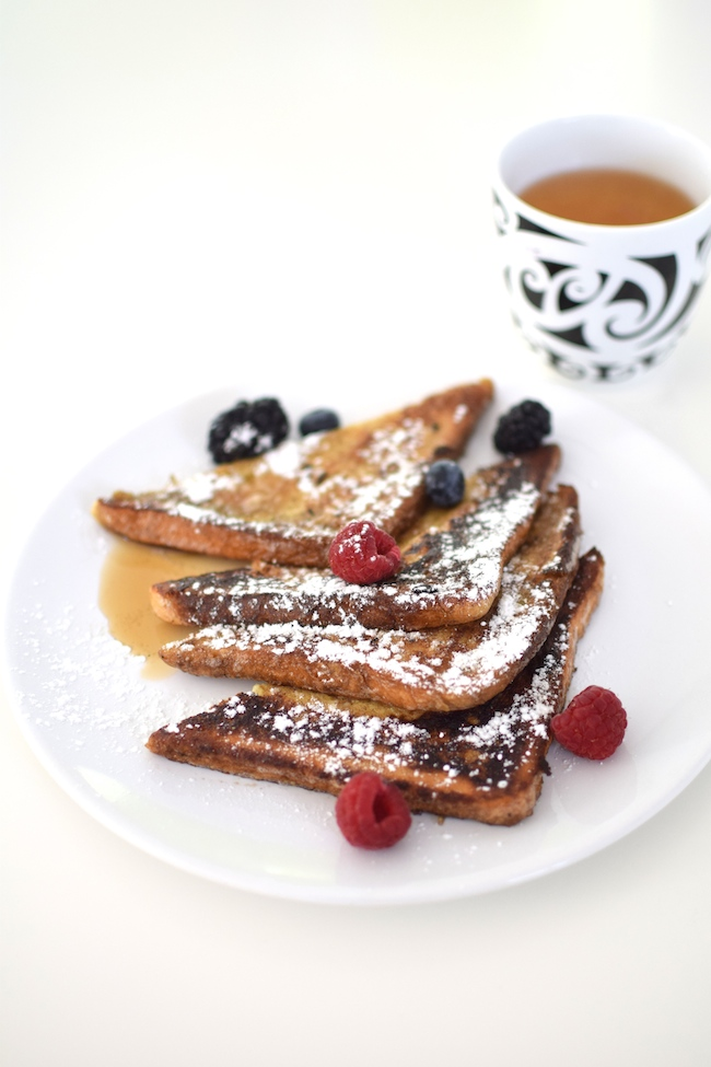 Les French Toasts | LovaLinda | Blog Cuisine Recettes Marseille Miami