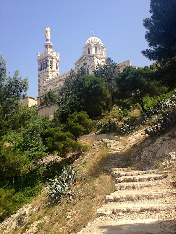 La basilique Notre-Dame de la Garde | LovaLinda | Blog Photo Lifestyle Marseille Sorties