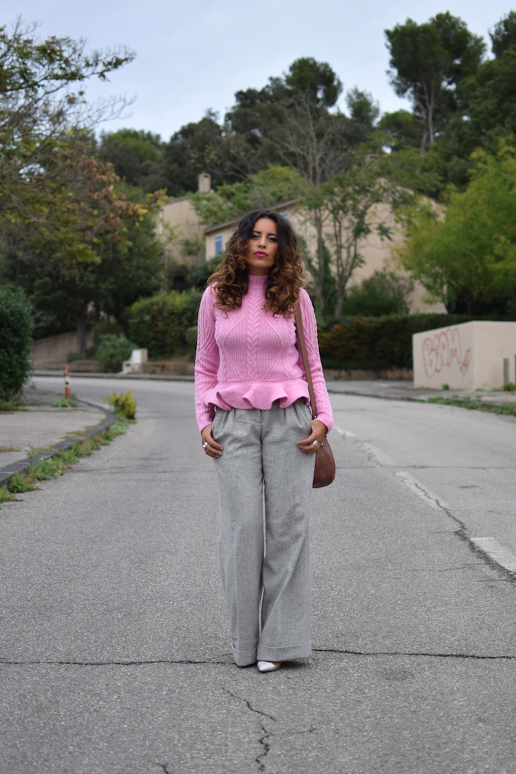La sweet lolita   LovaLinda   Blog Photo Mode Look Marseille   Asos, Tara Jarmon, Mellow Yellow, Gianvito Rossi, Noakis