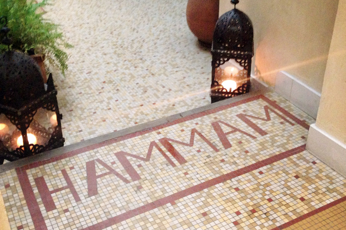 Le Hammam pour Etre Plus Belle | LovaLinda | Blog Beauté Marseille