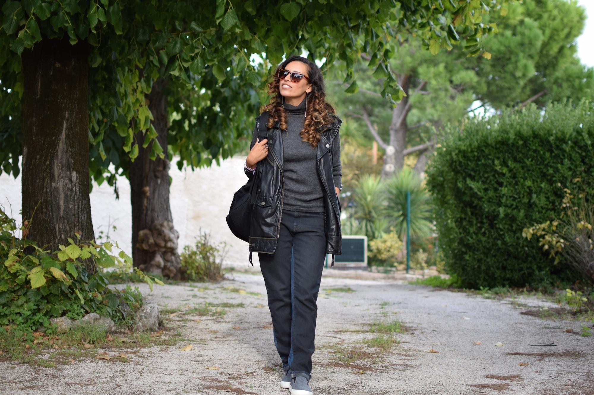Le teen spirit | LovaLinda | Blog Photo Mode Marseille | Sandro, Karl Lagerfeld, RiverIsland, Zara, Each x Other, Asos
