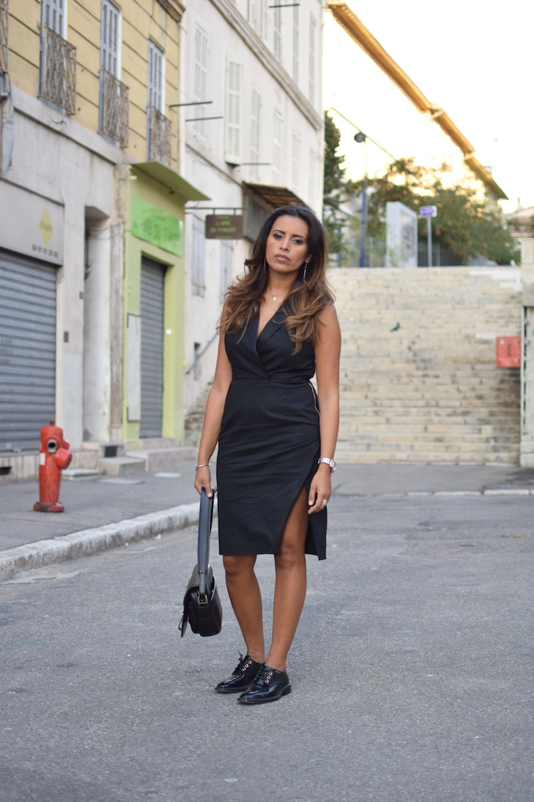 Les chinoiseries de luxe | LovaLinda | Blog Mode Photo Marseille | Altuzarra For Target Dress x Jas Jewellery Jewels x Givenchy Loafers x 3.1Phillip Lim Bag