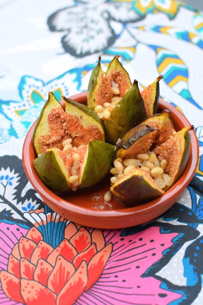 Les figues rôties | LovaLinda | Blog Photo Cuisine Marseille Recettes