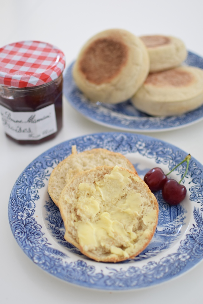 Les muffins anglais | LovaLinda | Blog Photo Cuisine Marseille