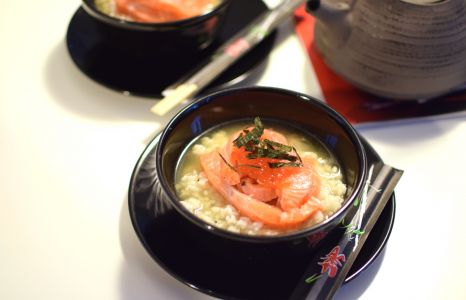 L'ochazuke japonais