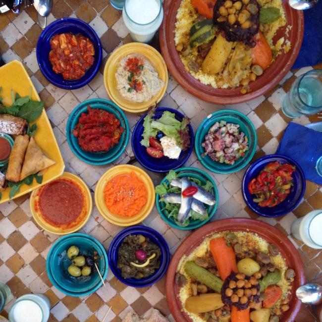La Sqala Café Restaurant Maure Casablanca | LovaLinda | Blog Photo Sortie Lifestyle Maroc Casablanca