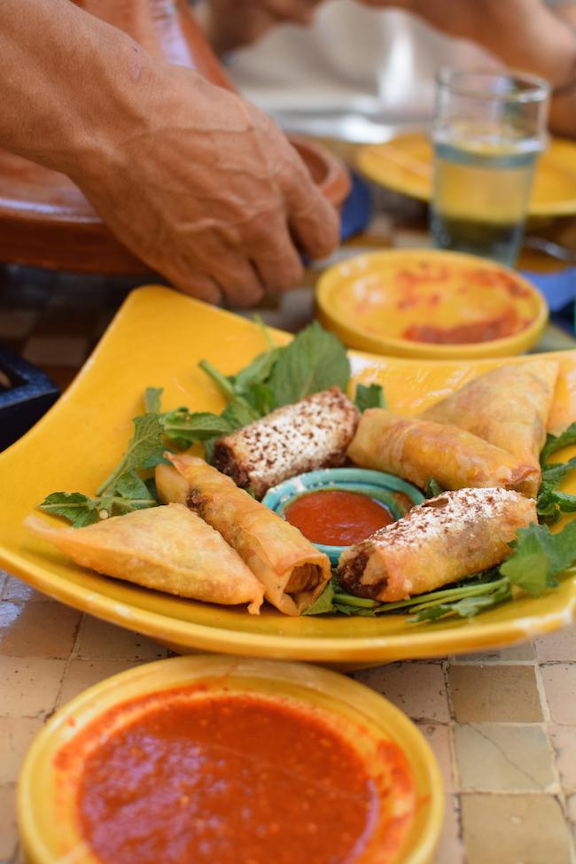 La Sqala Café Restaurant Maure Casablanca | LovaLinda | Blog Photo Sortie Lifestyle Maroc Medina Casablanca