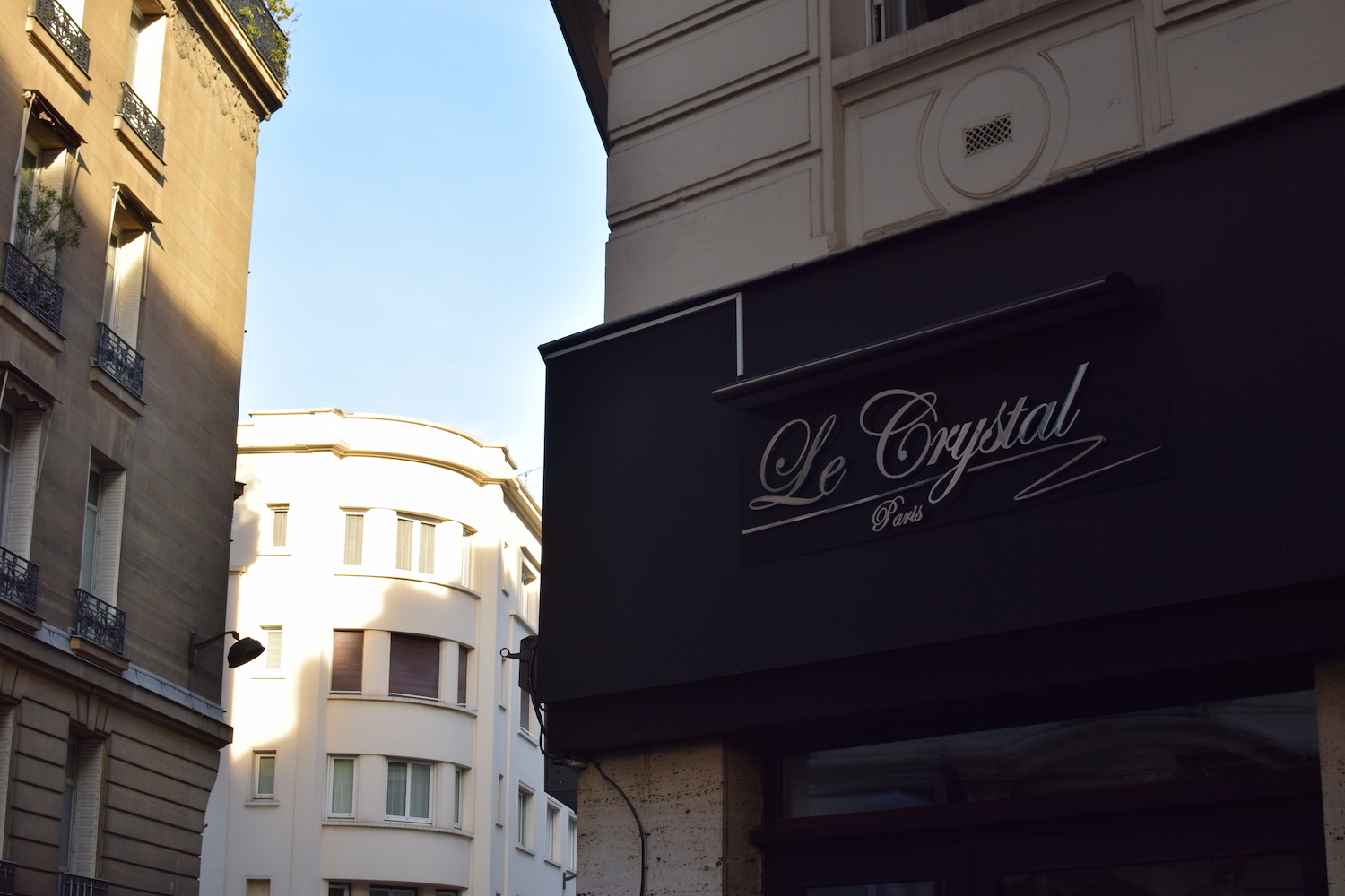 Le Crystal Paris | LovaLinda | Blog Photo Lifestyle Sorties Restaurant Paris