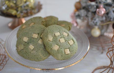 Les cookies au matcha