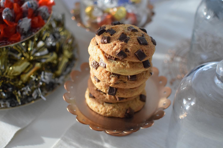 Les cookies aux 2 pépites | Lovalinda | Blog Photo Cuisine Pâtisserie Marseille