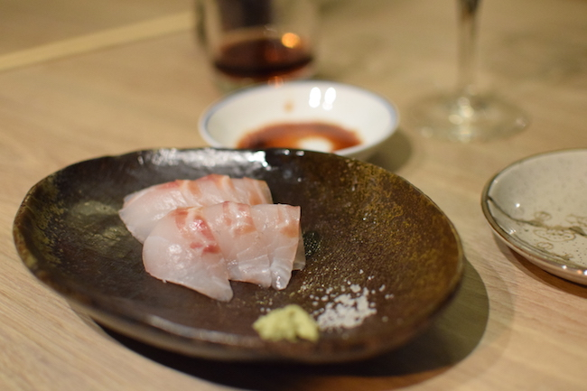 L'extase Simple Sushi | LovaLinda | Blog Photo Lifestyle Sortie Restaurant Marseille Japonais | Loup Sashimi