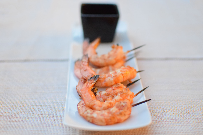 Les brochettes de crevettes au citron vert | LovaLinda | Blog Cuisine Photo Marseille