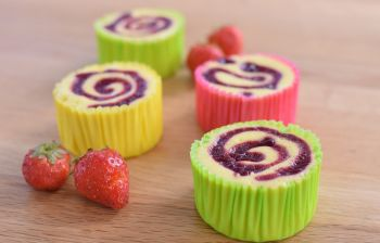 Les minis cheesecakes express