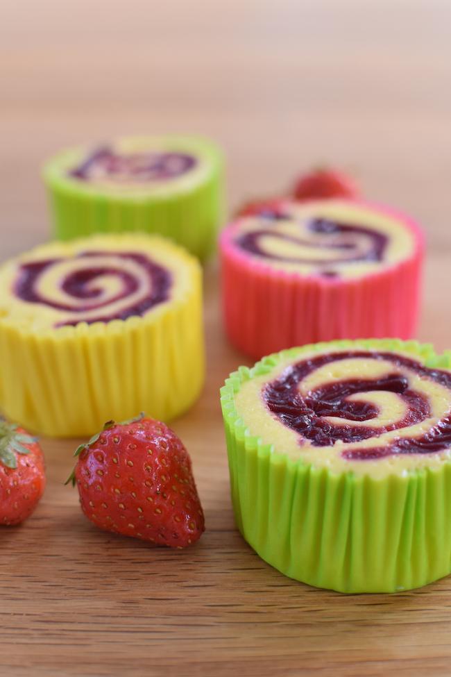 Les minis cheesecakes express   LovaLinda   Blog Cuisine Photo