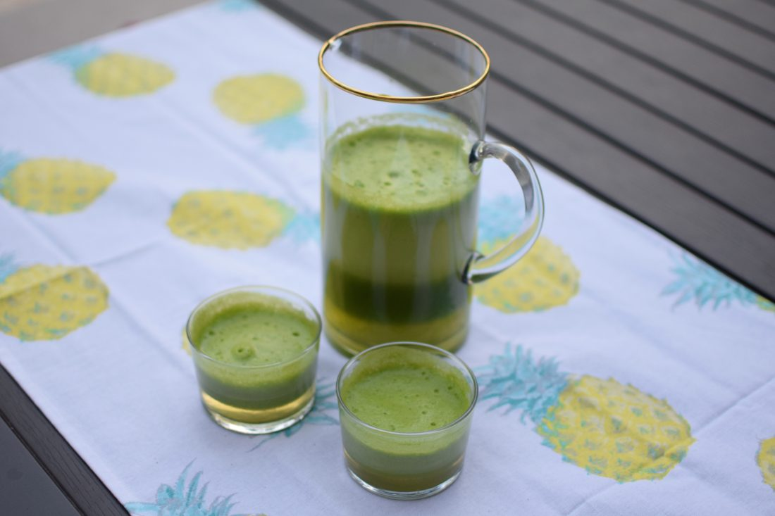 Le jus de persil | LovaLinda | Blog | Cuisine Recette Boisson Detox