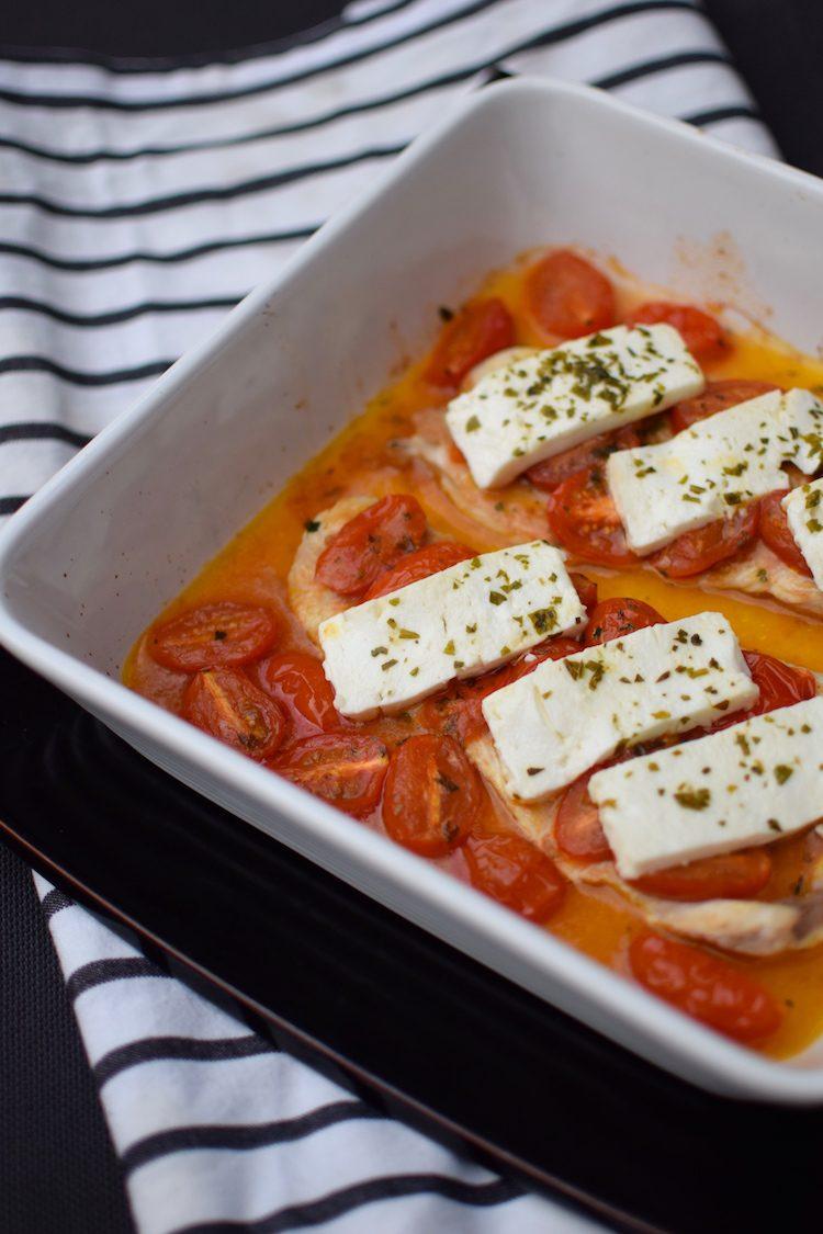 Les escalopes de dinde feta et tomates cerises | Blog | Cuisine Plat Recette