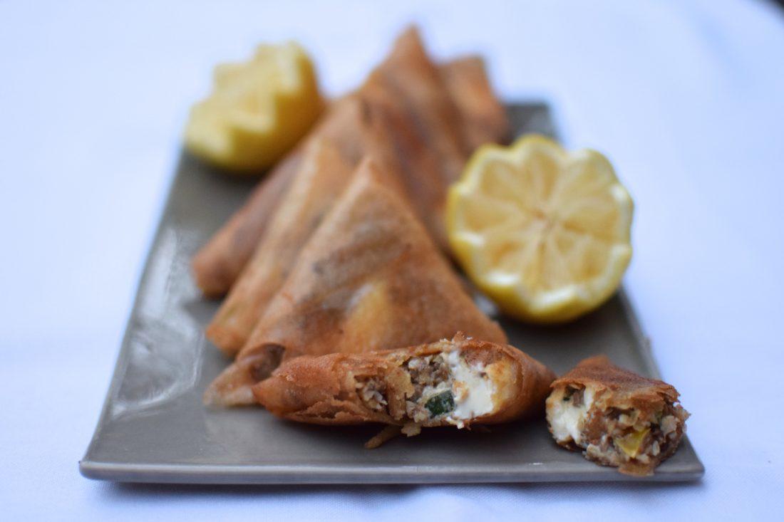 Les samossas à l'indienne #2 | LovaLinda | Blog Cuisine Recettes Apéritif Briouates | Ramadan