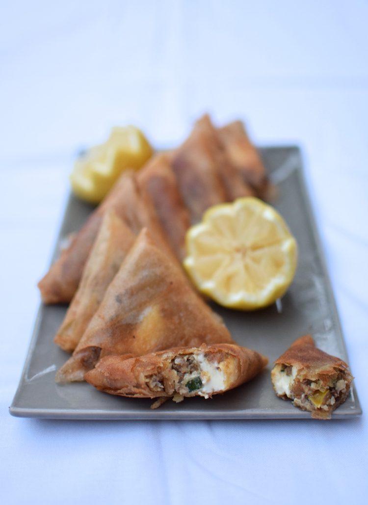 Les samossas à l'indienne #2 | LovaLinda | Blog Cuisine Recettes Apéritif | Ramadan