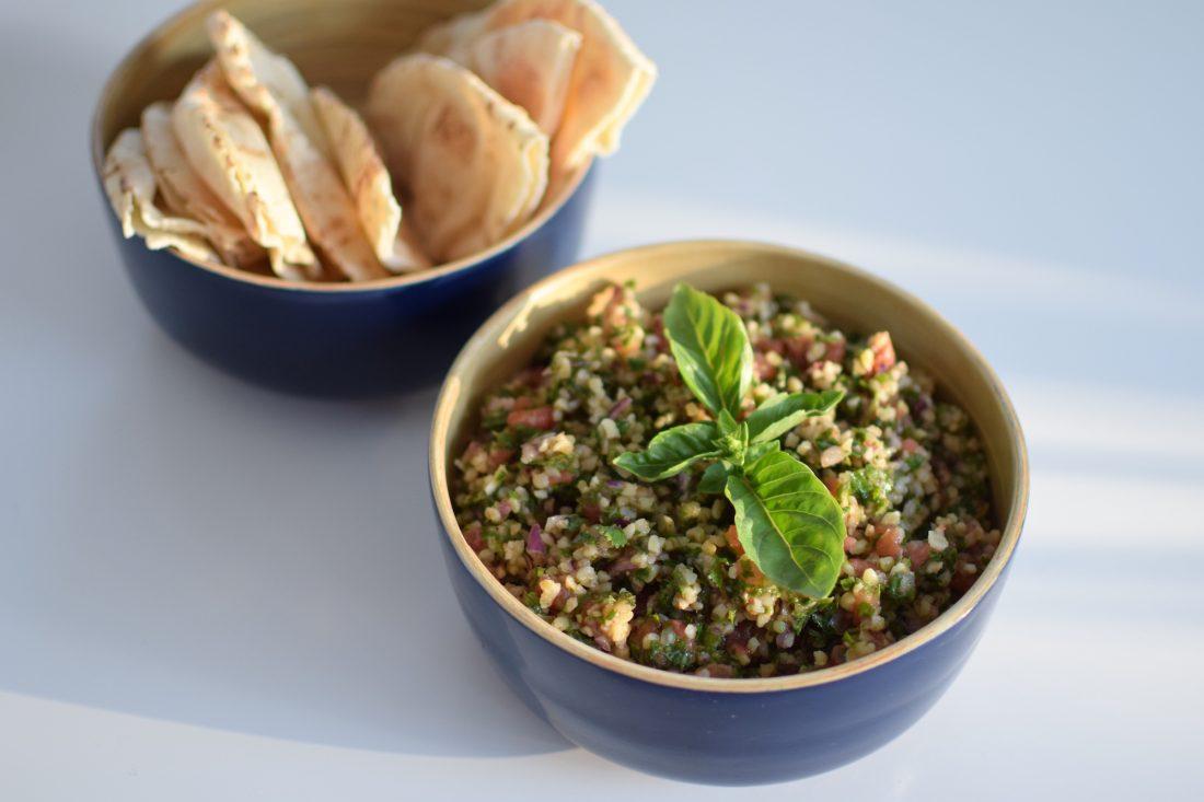 Le taboulé de quinoa | Blog Cuisine Recettes Entrées