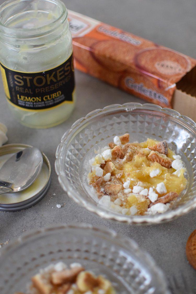 La tarte citron en mille morceaux | LovaLinda | Blog Photo Cuisine Recettes | Dessert | Galettes Bretonnes Mont Saint Michel Lemon Curd Meringues