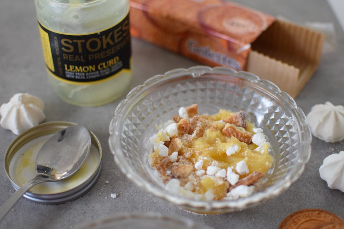 La tarte citron en mille morceaux | LovaLinda | Blog Photo Cuisine Recettes | Dessert | Galettes Mont Saint Michel x Lemon Curd x Meringues